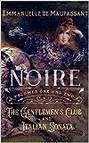 img_Noire: steamy Gothic Victorian romance : volumes 1