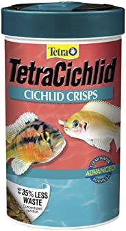 TetraCichlid Cichlid Crisps W/Feeding Lid 93g