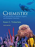 Chemistry: An Introduction to General, Organic, & Biological Chemistry (10th Edition)