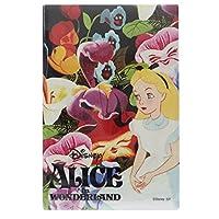 ふしぎの国のアリス[スクエア マグネット]角 磁石/ポスター ディズニー