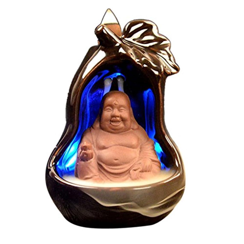 ジョリー鼻スケッチhomyl LEDライト変更香コーンバーナーセラミック逆流香炉 – Maitreya 1ddbcb6c7659ef95b78de033c1b5b496