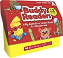 Buddy Readers Class Set, Level a: A Big Collection of Leveled Books for Little Learners