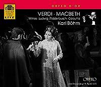 Macbeth by GIUSEPPE VERDI (2009-01-27)
