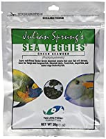 Two Little Fishies SeaVeggies Green Seaweed 1oz Super Nutritious Seaweed Sheets