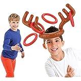 CCINEE 鹿の角 バルーン 輪投げセット パーティー 玩具 1個セット