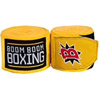 Boom Boom Boxing Flex Hand Wraps