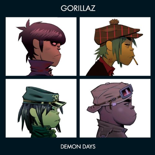 Demon Days / Gorillaz