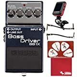 BOSS BB-1X Bass Driver Pedal with Cables Tuner Polish Cloth Picks [並行輸入品]