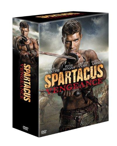 スパルタカスII DVDコレクターズBOXの詳細を見る