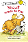 Biscuit Wants to Play (My First I Can Read) (English Edition)