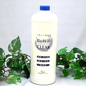 バイオウィルクリア ボトル(詰替) 1L