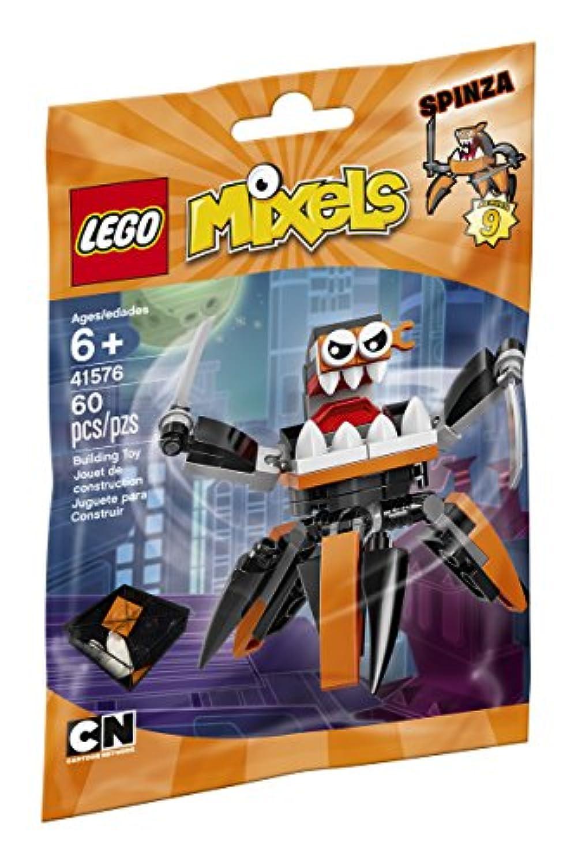 LEGO Mixels 41576 Spinza Building Kit (60 Piece)