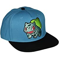 Pokemon Bulbasaur Snapback Cap