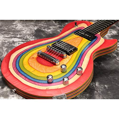 Gibson/Les Paul Zoot Suit Multi Layer Rainbow