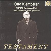 Symphony No 4 by G. MAHLER