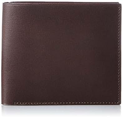 [ファーロ] 【公式正規品】二つ折り財布 ASTI2(YS) FIN-CALF FRO381228 D.BROWN