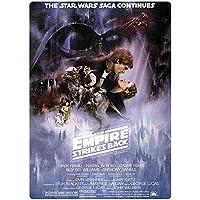 スター·ウォーズ帝国は冷蔵庫用マグネットを逆襲します    Star Wars magnet (hb)