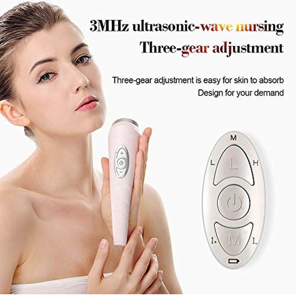 アレキサンダーグラハムベル悪意のあるストロークフェイシャルイオン導入器具、フェイシャルマッサージャー、肌を引き締める美容機器、フェイシャルクレンジング、リフティング&ファーミングデバイス