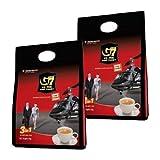 TRUNG NGUYEN チュングエン G7インスタントコーヒー〈Coffeemix3in1〉16g*50袋入り ベトナムコーヒー×2個セット [並行輸入品]