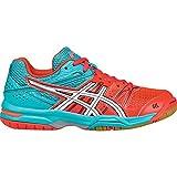 【アシックス】 ASICS Womens GEL-Rocket 7 Volleyball Shoes B455N.2001 アシックス バレーボールシューズ レディース スニーカー バトミントン シューズ の代わりに 【並行輸入品】 SULREN (25.0cm(US8.0))