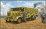 IBG 1/35 イタリア ランチャア3Ro 重トラック カーゴタイプ プラモデル PB35054