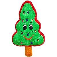 クリスマスツリーおもちゃStocking StufferソフトPlush Baby Toy 9インチ、楽しいクリスマスツリーオーナメント