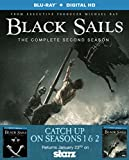 Black Sails: Season 1 & 2/ [Blu-ray] [Import] 画像