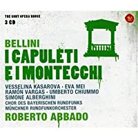 Bellini: I Capuleti e i Montecchi by Vincenzo Bellini (2011-05-03)