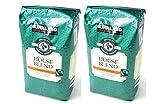 Kirkland スターバックス ローストハウスブレンド コーヒー (豆) 907g×2パック
