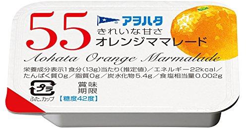アヲハタ 55 オレンジママレード 13g×24個