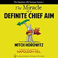 The Miracle of a Definite Chief Aim