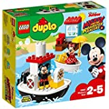 LEGO Duplo Disney Mickey's Boat 10881 Playset Toy