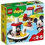 レゴ(LEGO)デュプロ ミッキーとミニーのバースデーボート 10881