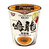 【6個セット】日清 有名店シリーズ 鳴龍 担担麺 103g