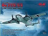ICM 1/48 ドイツ空軍 ドルニエ Do217J-1/2 夜間戦闘機 プラモデル 48272