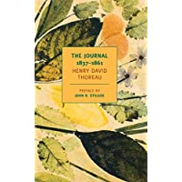 The Journal of Henry David Thoreau, 1837-1861 (New York Review Books Classics)