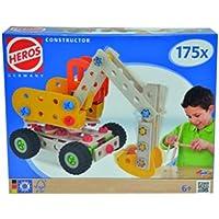 HEROS Constructor excavator, 175dlg. [並行輸入品]