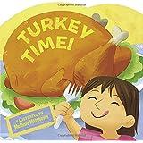 Turkey Time! (Thanksgiving Board Books)