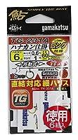がまかつ(Gamakatsu) 満点ハナカン仕掛 TG231A 徳用 6-0.6