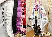 コスプレ衣装 Fate/Grand Order マーリン 風 セット 耳飾り付 全セット