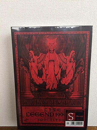 BABYMETAL / LIVE LEGEND 1999&1997 APOCALYPSE BABYMETAL APOCALYPSE LIMITED BOX(Tシャツサイズ:S)