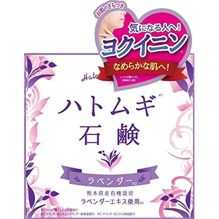 セットアップバーメロドラマ三和通商 ハトムギ石鹸 80G