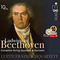 Beethoven: Complete String Quartets & Quintets (10CD)