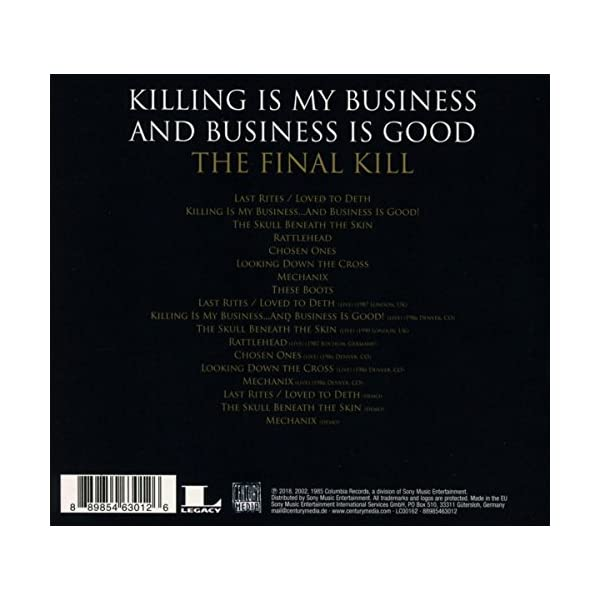 KILLING IS MY BUSINESSの紹介画像2