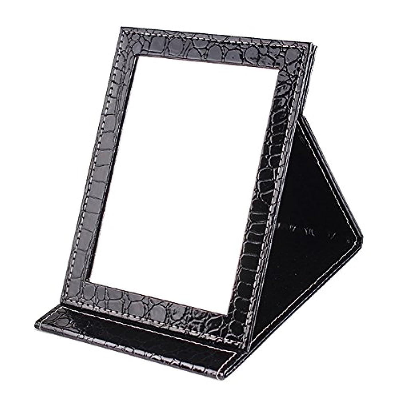 不忠料理をする禁輸[BEATONJAPAN] 手鏡 折りたたみ 折り畳みミラー 卓上