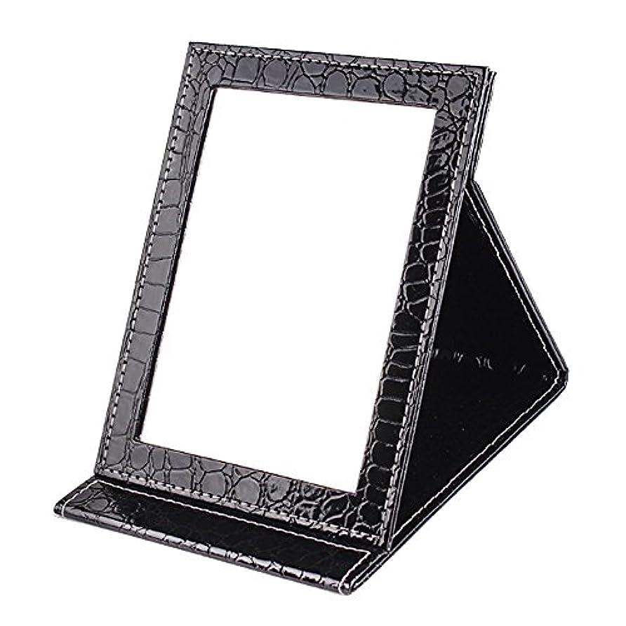 超えてコメンテーターの配列[BEATONJAPAN] 手鏡 折りたたみ 折り畳みミラー 卓上