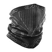 EXIO エクシオ ネックウォーマ フェイスマスク 冬用 防風 対策 ネックゲーター フリーサイズ