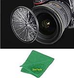アップグレードPro 62mm HD MC UVフィルターフィット: Fujifilm XF 56mm f1.2R APD 62mm紫外線フィルター、62mm UVフィルタ、62m..