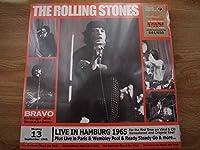 Rolling Stones-Hamburg 1965限定カラー重量5LP&3CD Box!!