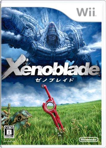 Xenoblade ゼノブレイド 特典 サントラCD付き - Wii